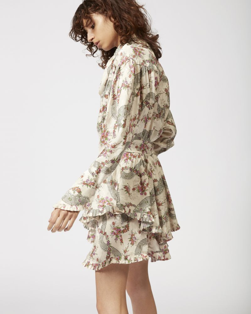 JOSEPHINE printed dress ISABEL MARANT