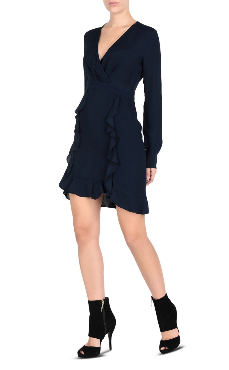 JUST CAVALLI Wrap dress Short dress [*** pickupInStoreShipping_info ***] r