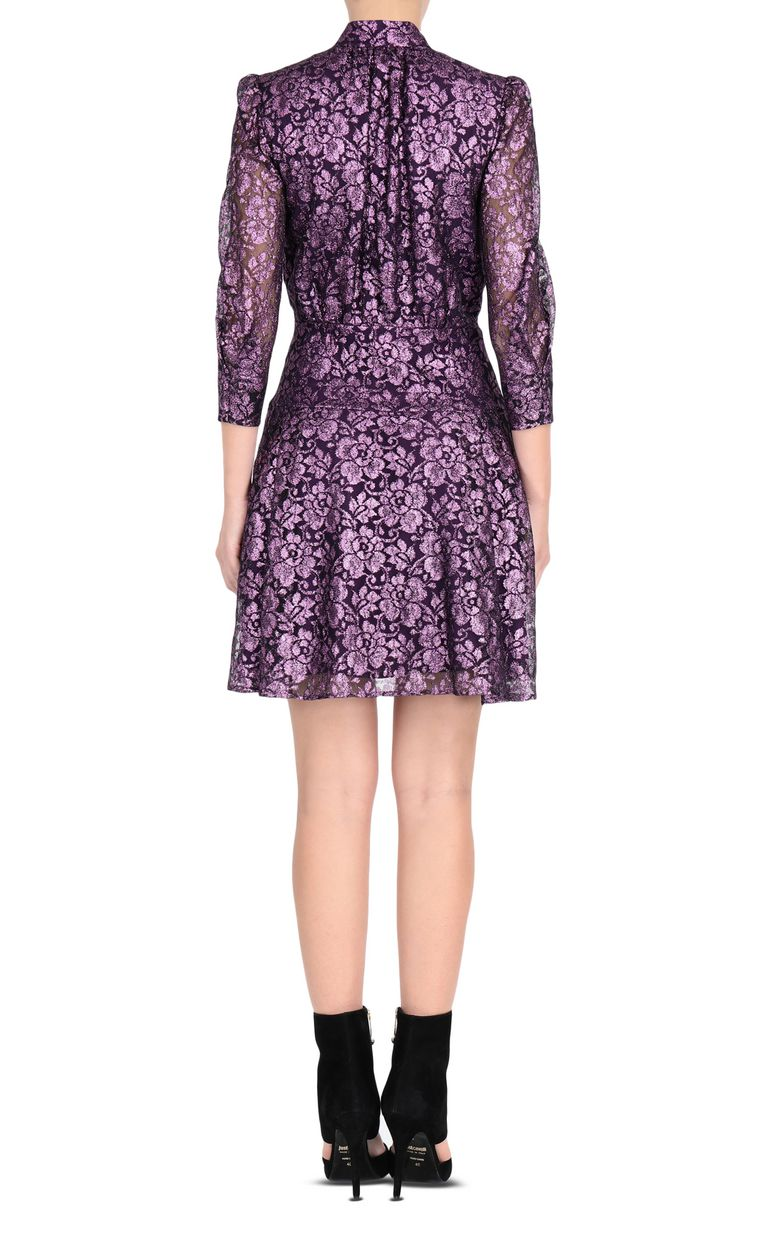 JUST CAVALLI Floral mini dress Short dress [*** pickupInStoreShipping_info ***] d