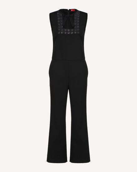 Cady Tech jumpsuit with sparkling ball details