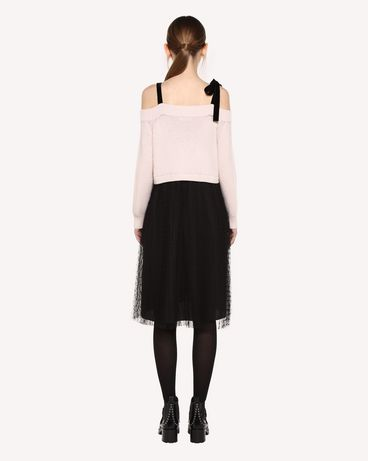 REDValentino QR0KD12045Y 377 Knit Dress Woman r