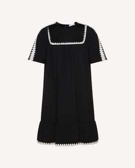 REDValentino Dress Woman QR3VA7500F1 PA7 a