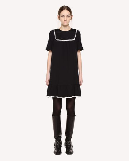 REDValentino Dress Woman QR0VA8653FP 0NO f