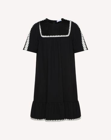 REDValentino QR0VA8653FP 0NO Dress Woman a