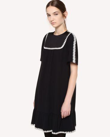 REDValentino QR0VA8653FP 0NO Dress Woman d