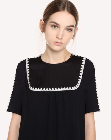 REDValentino QR0VA8653FP 0NO Dress Woman e