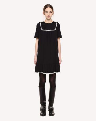 REDValentino QR0VA8653FP 0NO Dress Woman f
