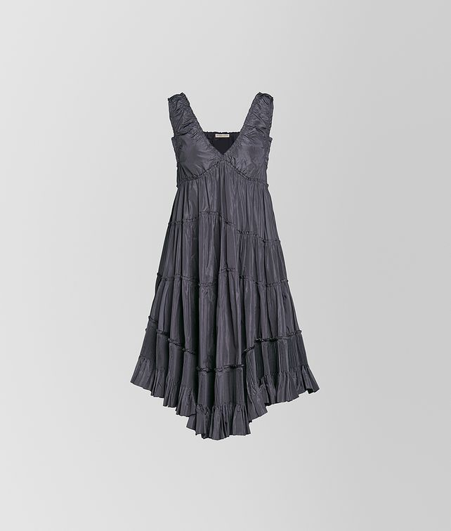 BOTTEGA VENETA DRESS IN SILK Dress Woman fp