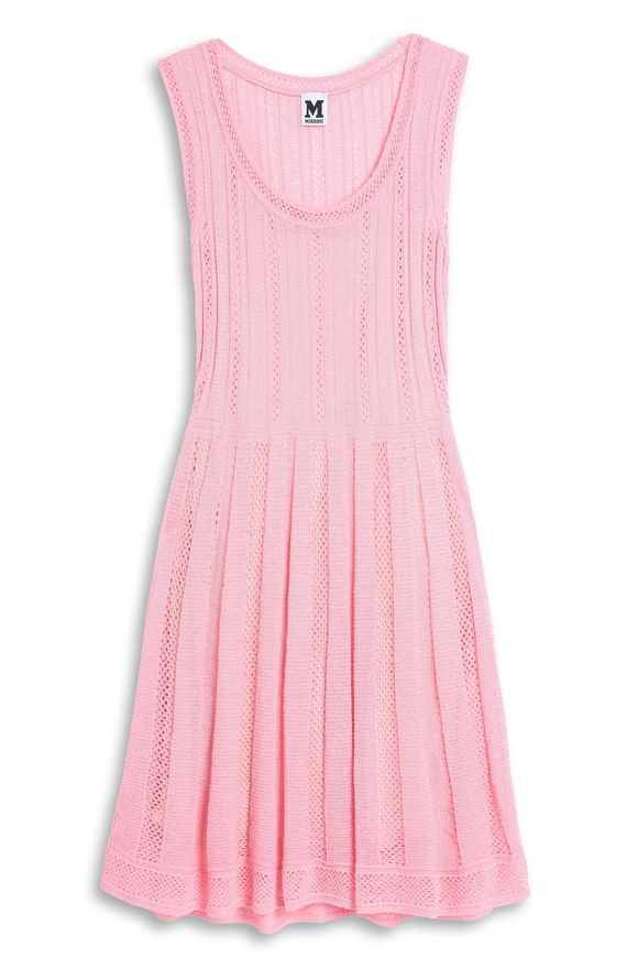 M MISSONI Dress Pink Woman