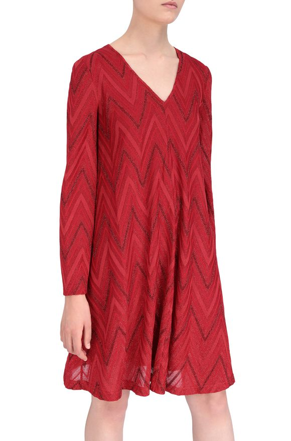 M MISSONI Dress Red Woman