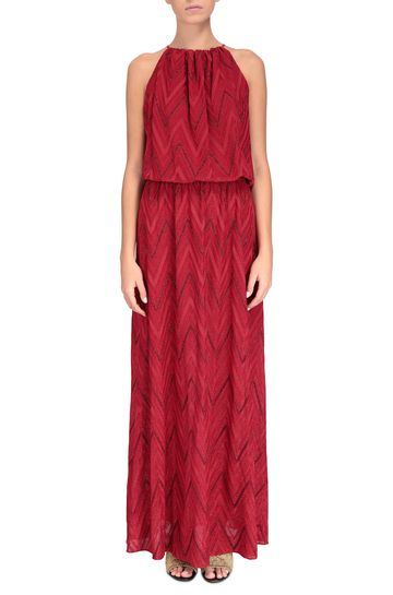 M MISSONI Langes Kleid Damen m