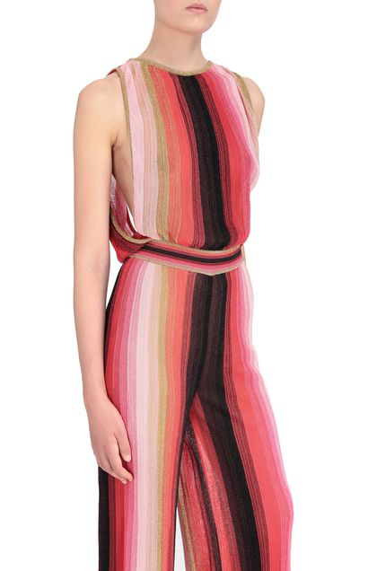 M MISSONI Jumpsuit Coral Woman - Front