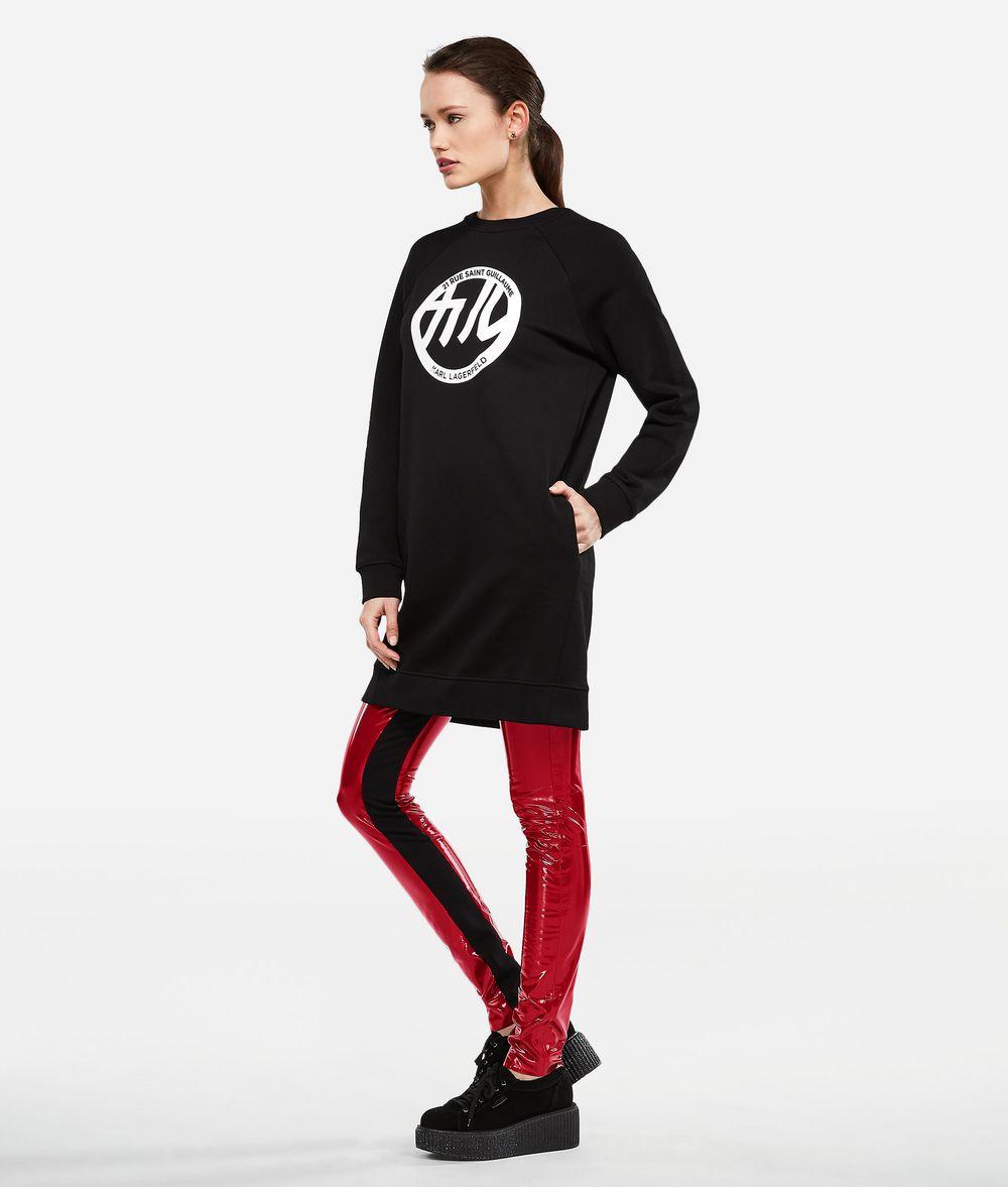 KARL LAGERFELD K/Tokyo Sweatshirt-Kleid Kleid Damen d