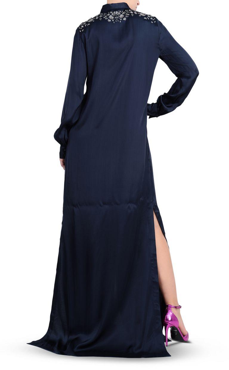 JUST CAVALLI Shirtdress with stud detailing Dress Woman f