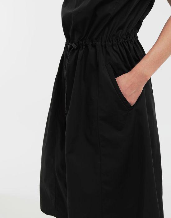 MAISON MARGIELA Cotton-poplin day dress 3/4 length dress [*** pickupInStoreShipping_info ***] b