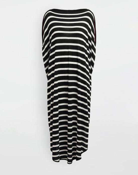 MM6 MAISON MARGIELA Circle striped midi dress Long dress [*** pickupInStoreShipping_info ***] f