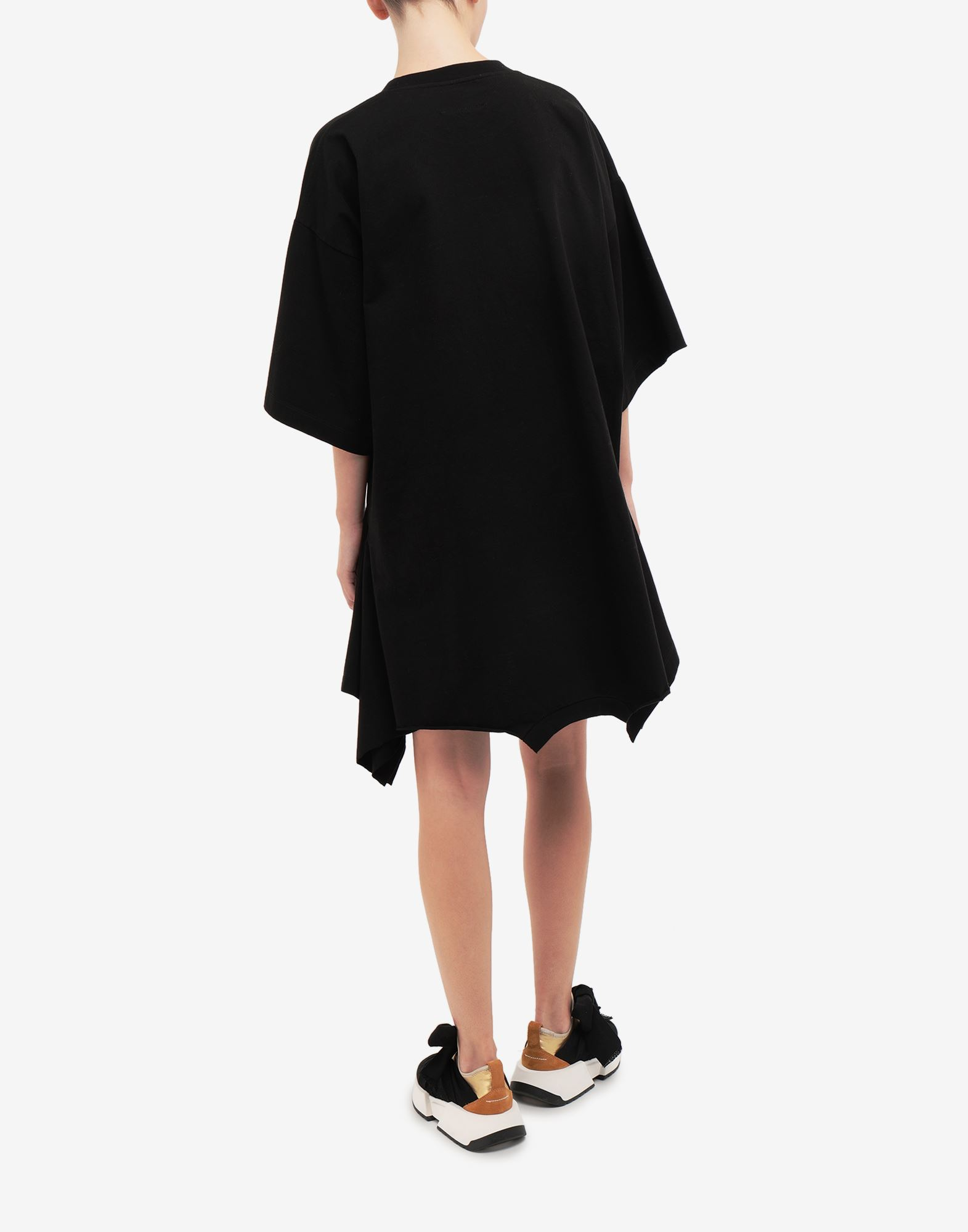 MM6 MAISON MARGIELA Double shirt midi dress Short dress Woman e
