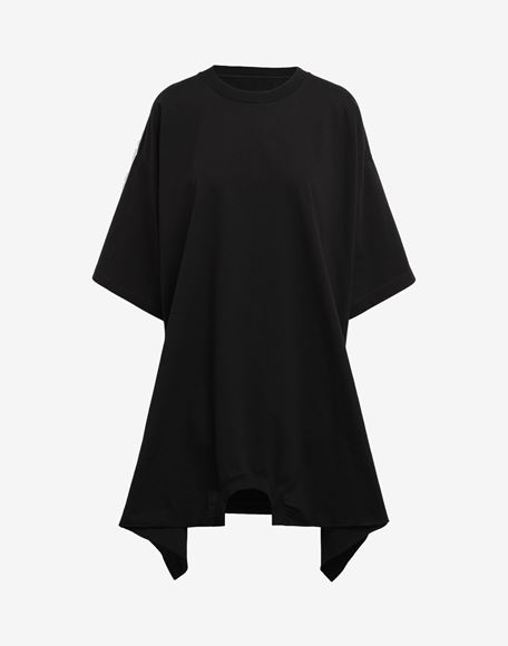 MM6 MAISON MARGIELA Double shirt midi dress Dress Woman f