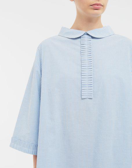 MM6 MAISON MARGIELA School uniform midi shirt dress 3/4 length dress Woman a