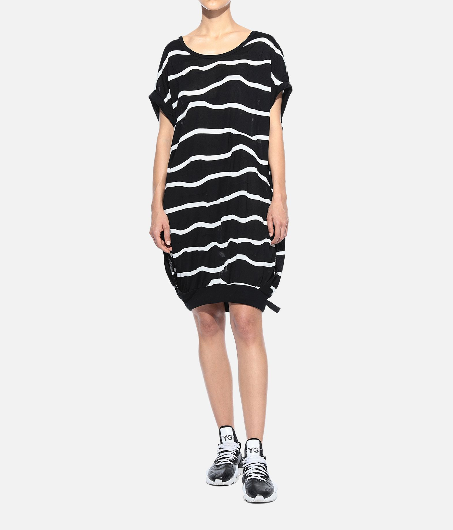 Y-3 Y-3 Stripe Tunic Short dress Woman a