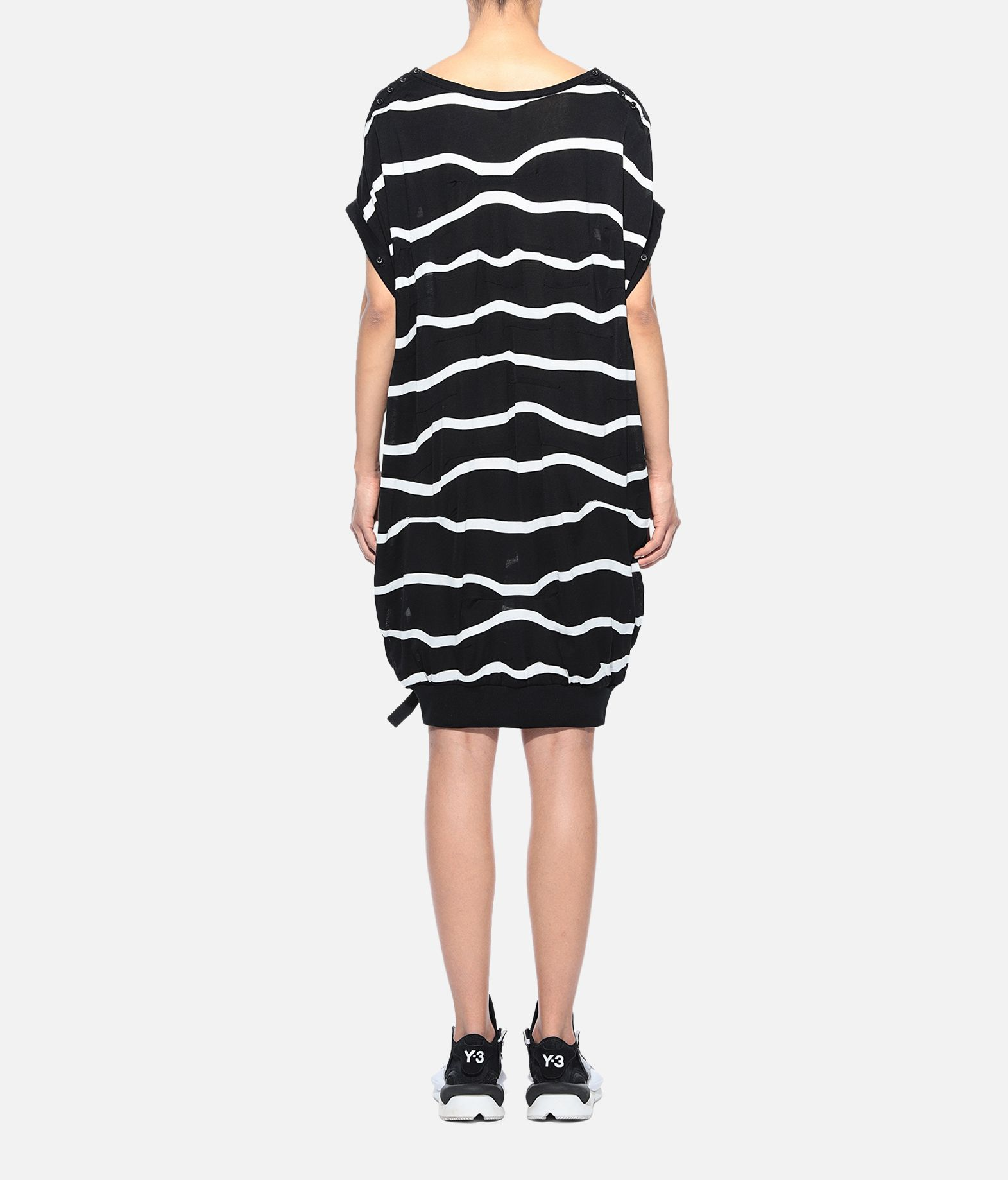 Y-3 Y-3 Stripe Tunic Short dress Woman d