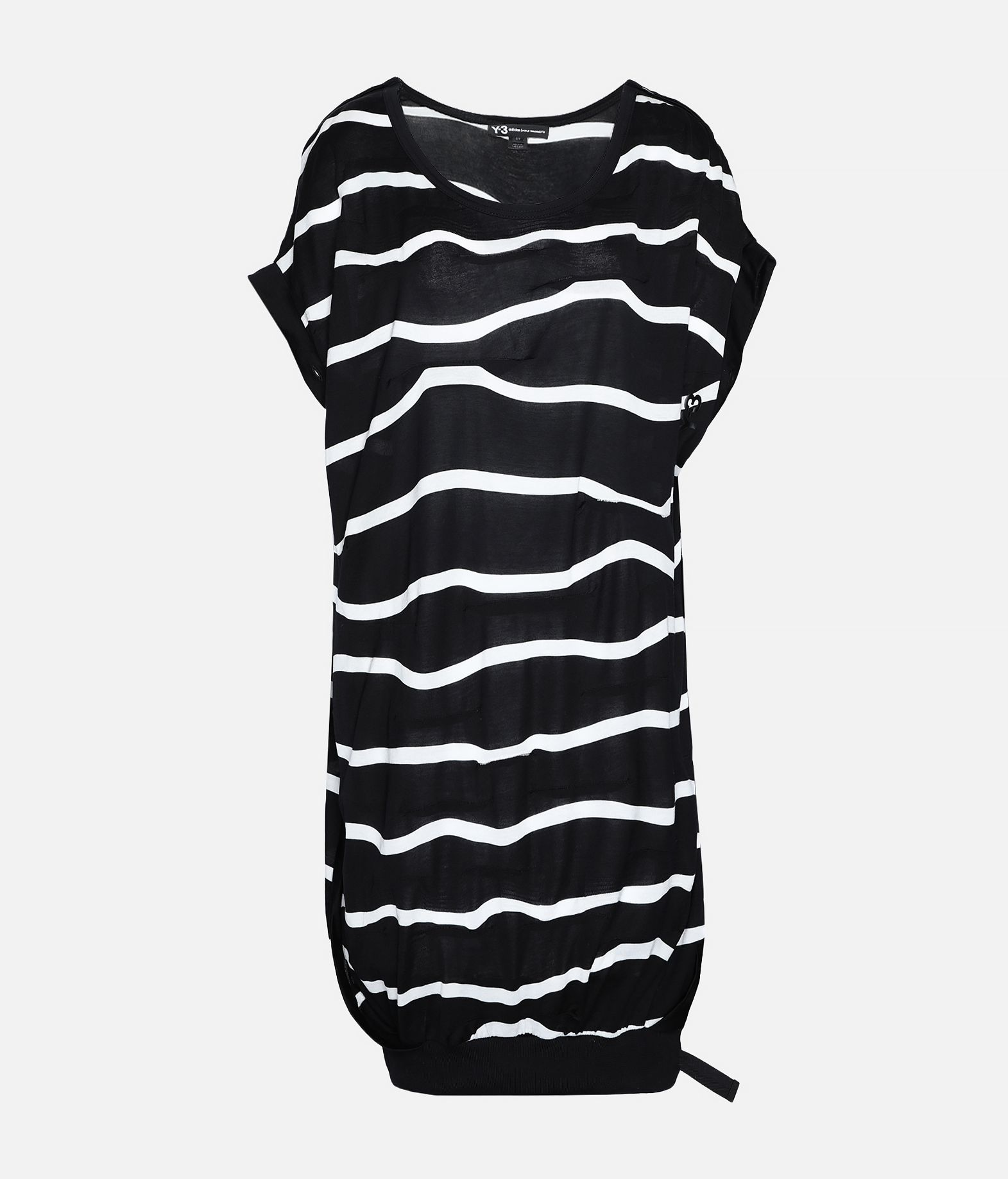 Y-3 Y-3 Stripe Tunic Short dress Woman f
