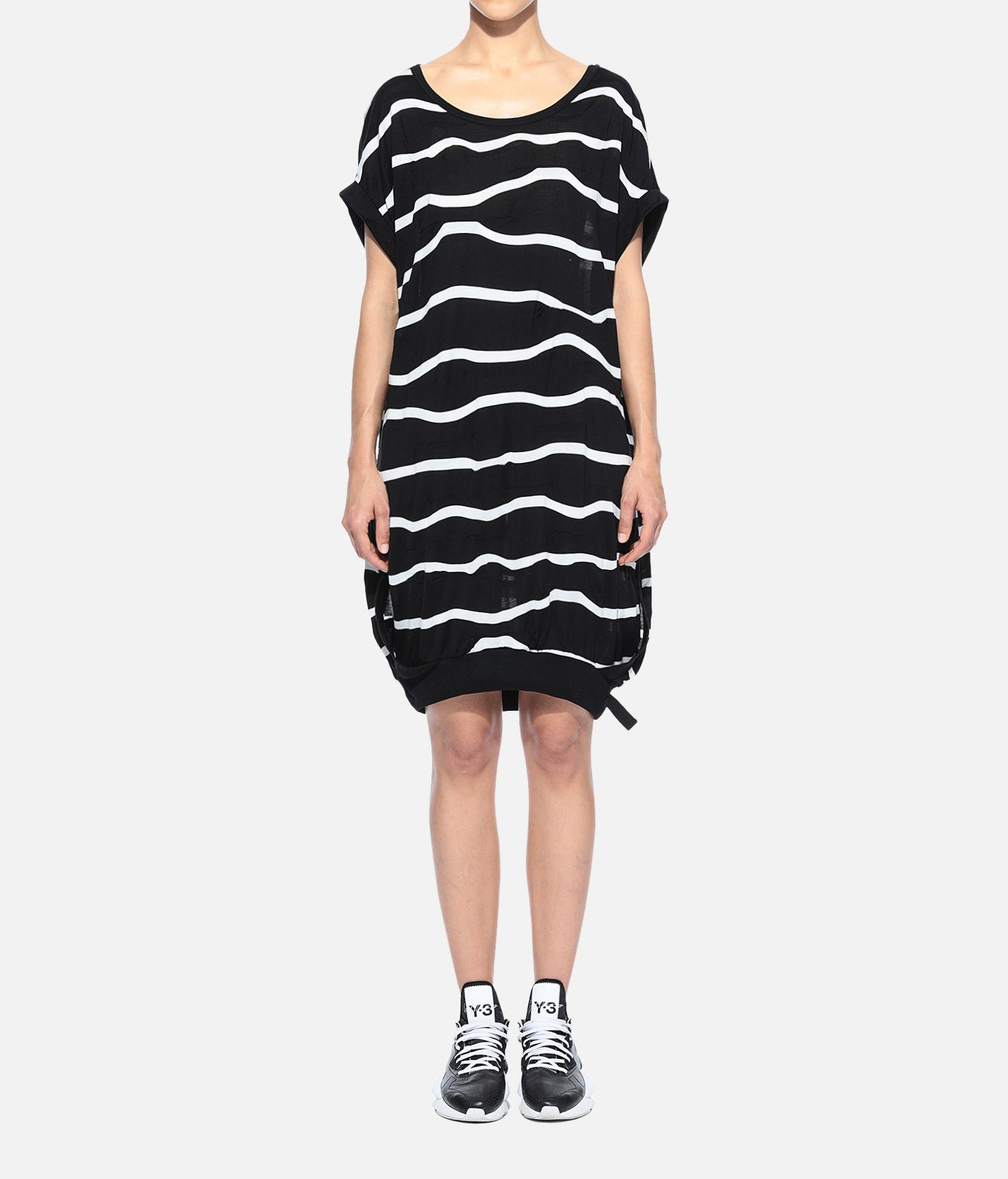 Y-3 Y-3 Stripe Tunic Short dress Woman r