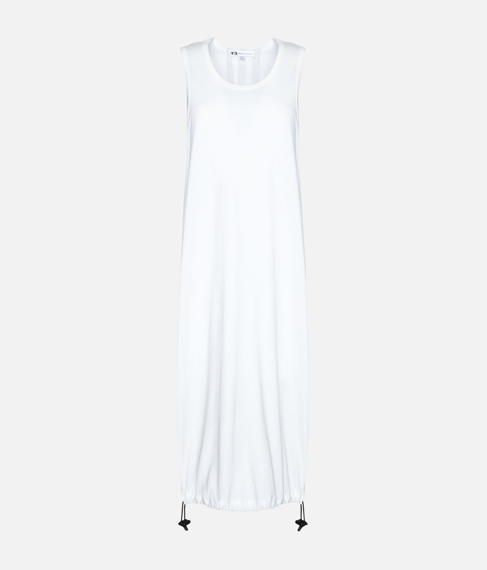Y-3 Y-3 Drawstring Long Tank Top Sleeveless t-shirt Woman f