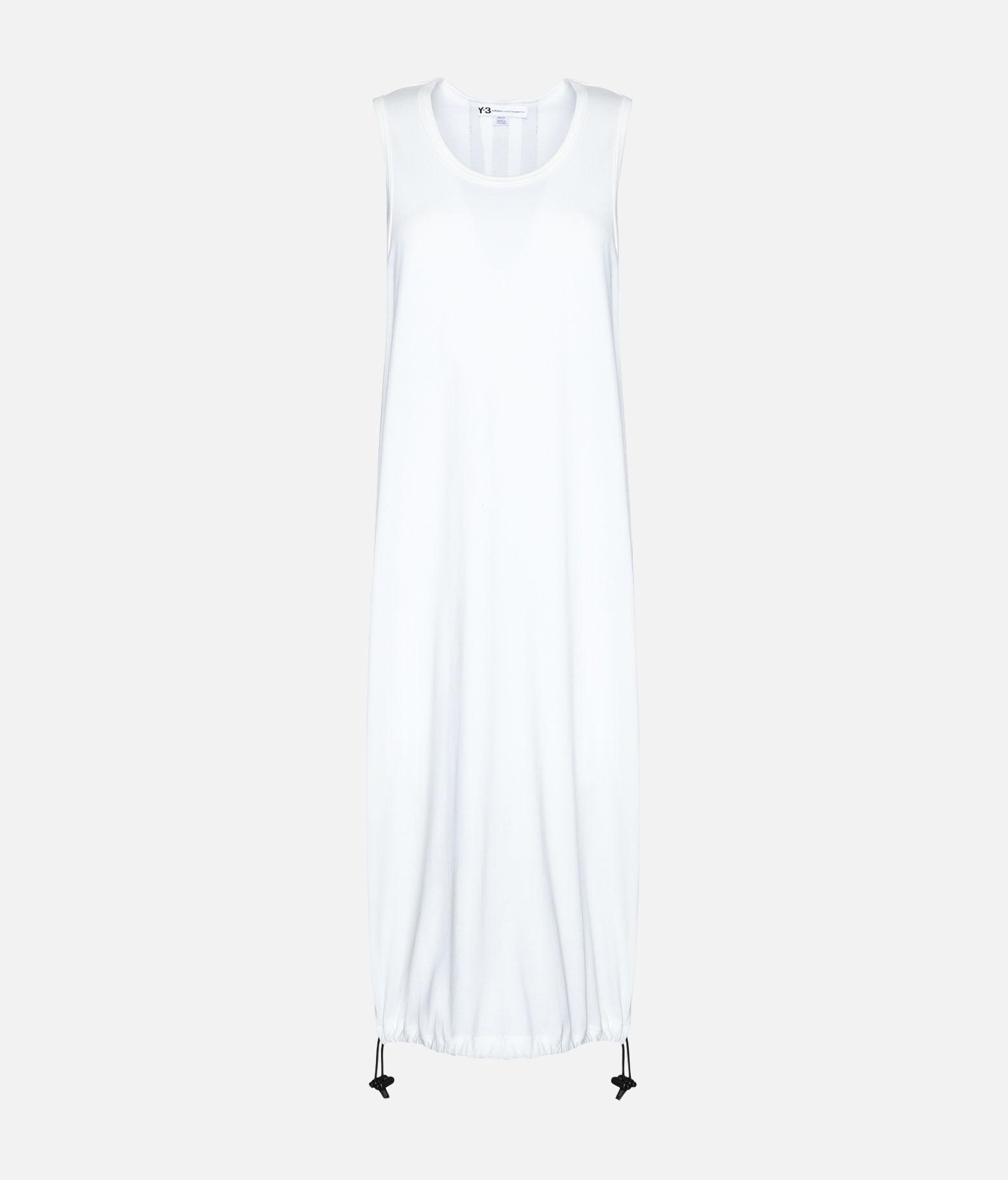 Y-3 Y-3 Drawstring Long Tank Top Sleeveless t-shirt Woman f