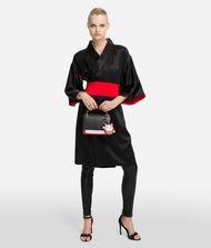 KARL LAGERFELD K/Tokyo Kimonokleid aus Seide 9_f