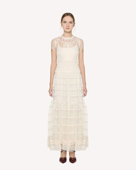 REDValentino Long dress Woman PR3VAR9A3QD A03 f