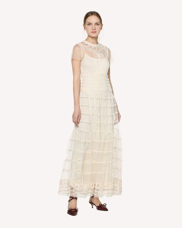REDValentino PR3VAR9A3QD A03 Long and midi dresses Woman d