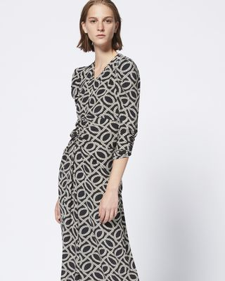 ISABEL MARANT LONG DRESS Woman ALBI dress r