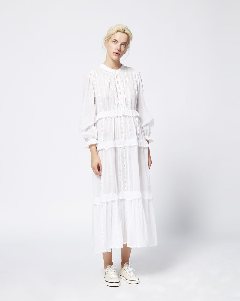 Isabel Marant Long Dress Women Official Online Store