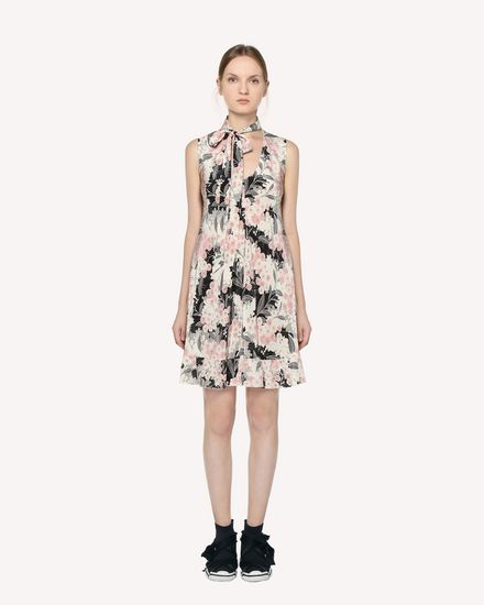REDValentino Short dress Woman RR3VAB45VFB R13 f