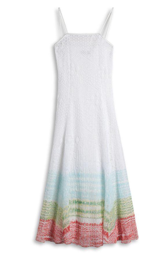 MISSONI Langes Kleid Damen, Ansicht ohne Model