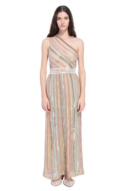 on sale d4eb3 f406f Abiti Lunghi Donna | Missoni.com