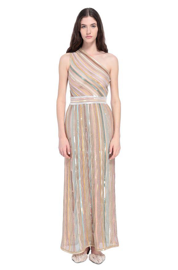 MISSONI Длинное платье Для Женщин, Вид спереди