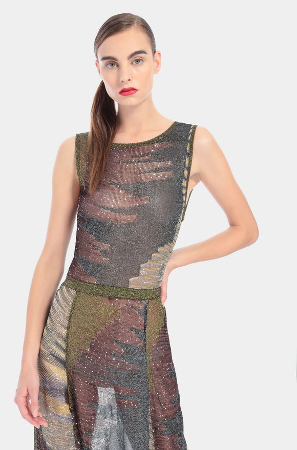 MISSONI Long dress  Woman