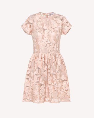 REDValentino RR3VA01JPSB 377 Short dress Woman a
