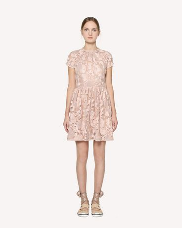 REDValentino RR3VA01JPSB 377 Short dress Woman f
