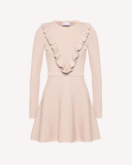 REDValentino Short dress Woman RR3VAB45VFB R13 a