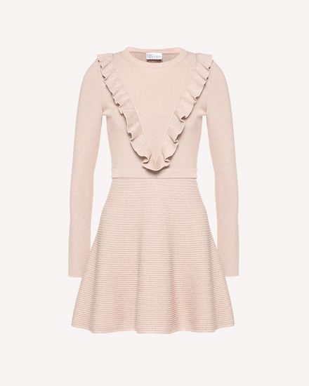 REDValentino Knit Dress Woman RR3KDA14VNR 377 a