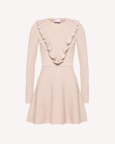 REDValentino RR3KDA14VNR 377 Knit Dress Woman a