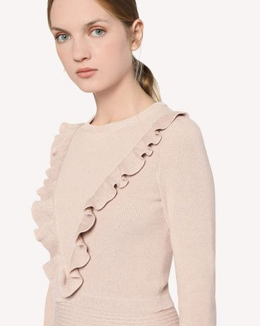 REDValentino RR3KDA14VNR 377 Knit Dress Woman e