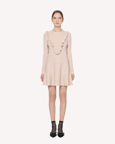 REDValentino RR3KDA14VNR 377 Knit Dress Woman f