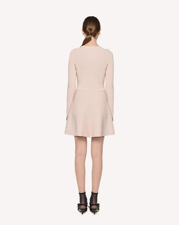 REDValentino RR3KDA14VNR 377 Knit Dress Woman r