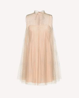 REDValentino Short dress Woman RR3VAA30HGA R13 a
