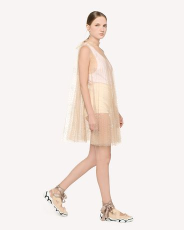 REDValentino RR3VAA70QRI 377 Short dress Woman d