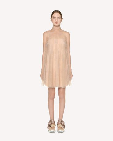 REDValentino RR3VAA70QRI 377 Short dress Woman f